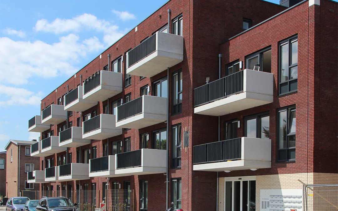 100 woningen en 18 zorgplaatsen, Huissen