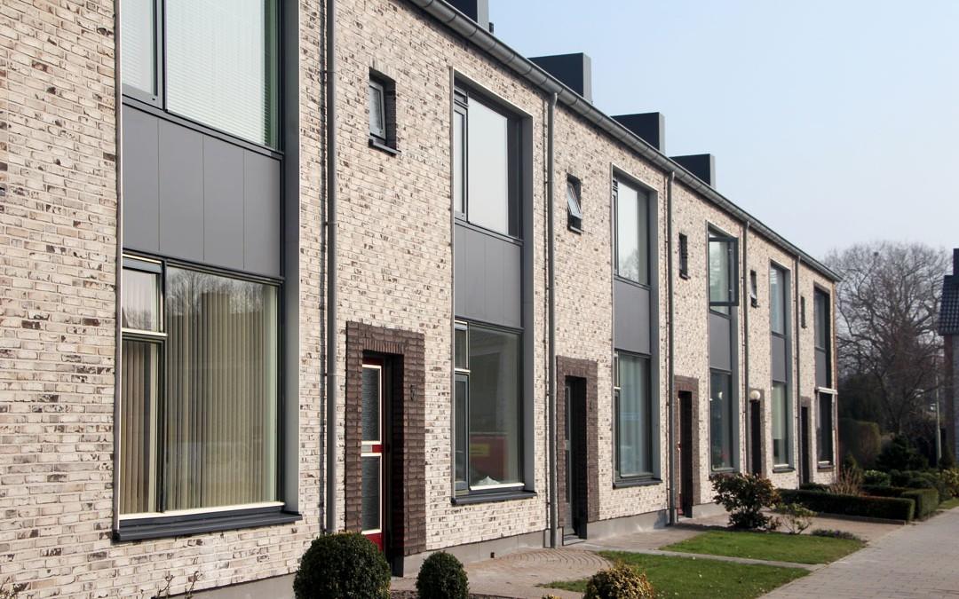 Renovatie 54 woningen Emmermeer, Emmen