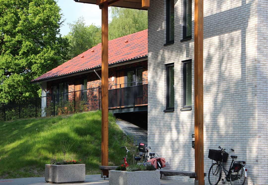 Bureau De Wissel : Zorgplaatsen de wissel beetsterzwaag heeren architecten