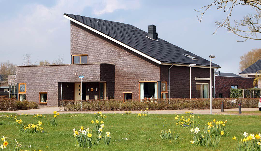 160 zorgplaatsen Visio De Brink, Vries