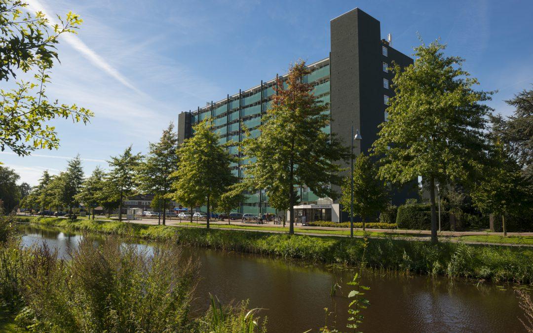 Renovatie 3 flatgebouwen, Hoogezand