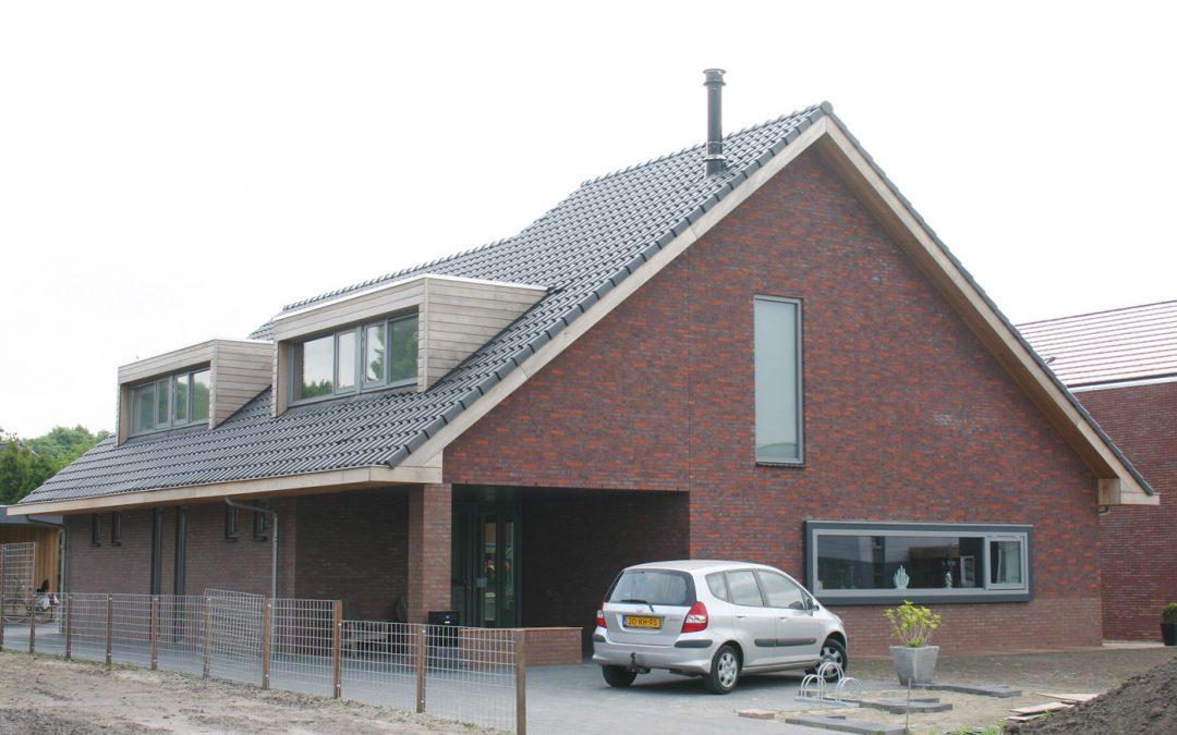 Woonhuis, Eelderwolde